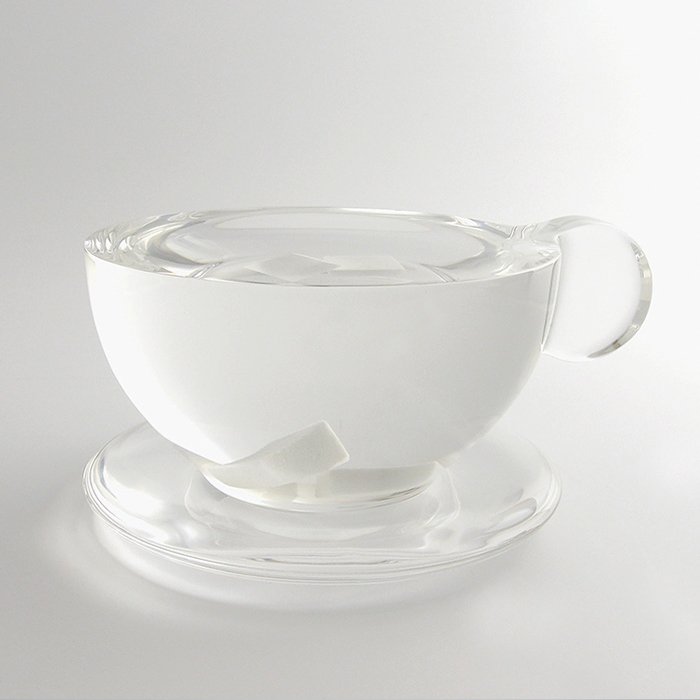 Ted's House - Cup and Saucer