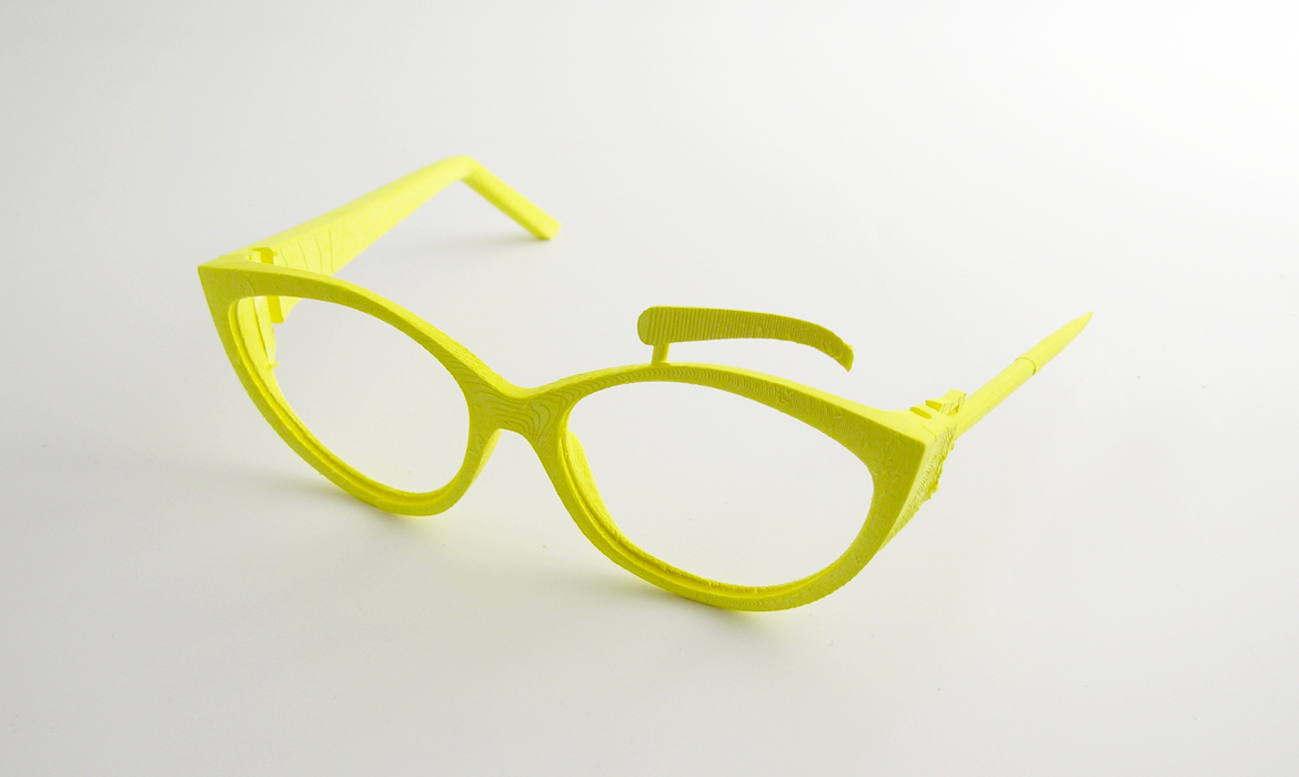 Paper replicas - Glasses for a Woman on the Warpath, from the series 7 Neccessities